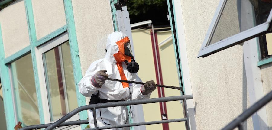 asbestsaneren